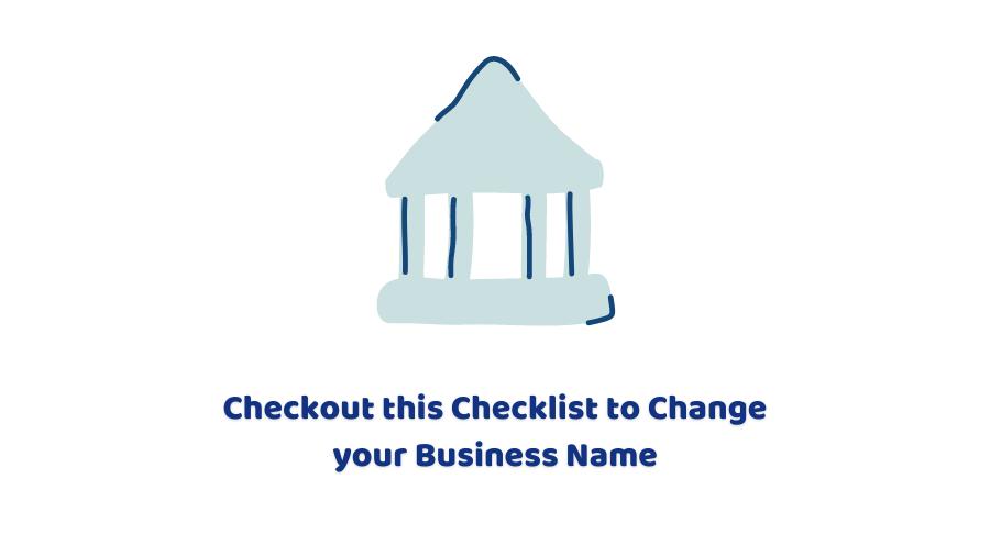 change business name