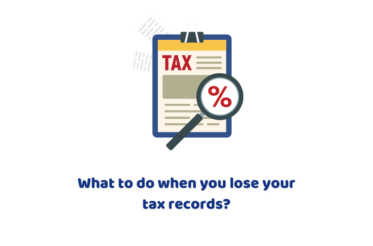 lost your tax records