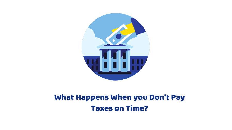 What happens if you don't pay taxes