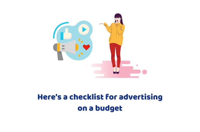 advertising on a budget