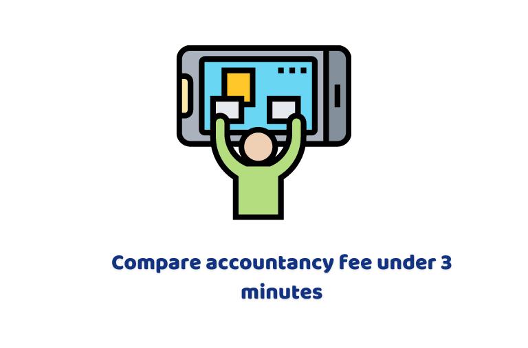 compare accountancy fee
