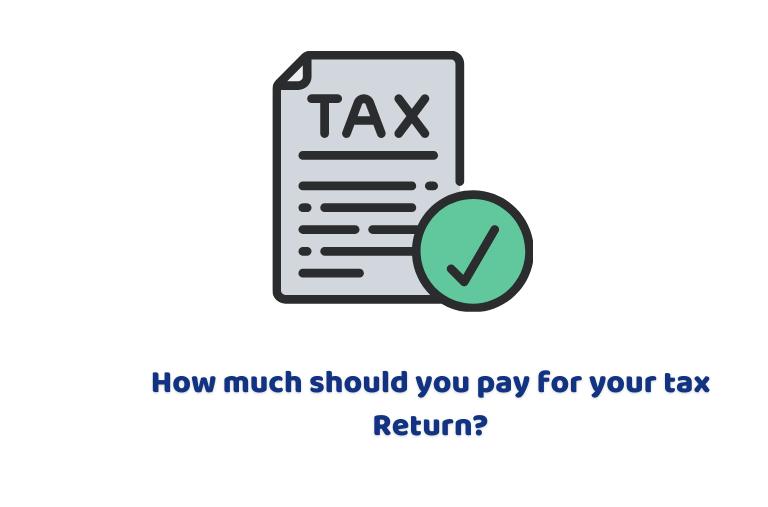 tax return fee comparison
