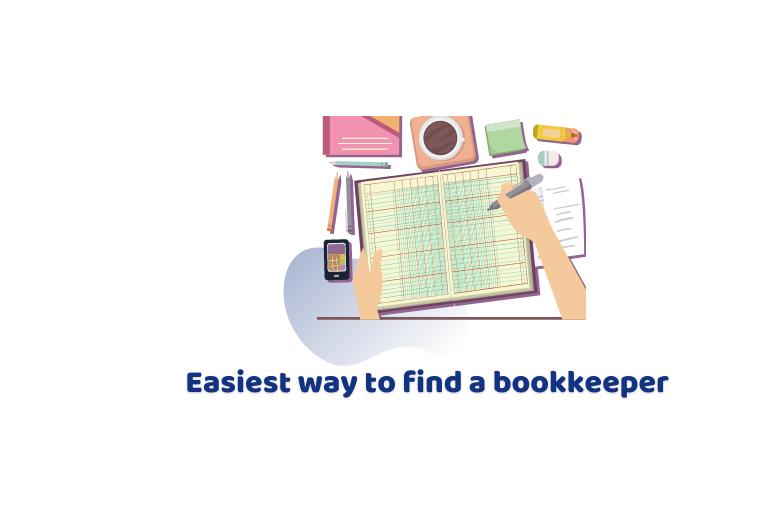 find a bookkeeper