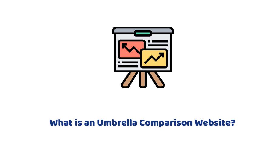 umbrella comparison website