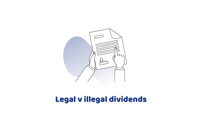 Legal and Illegal dividends