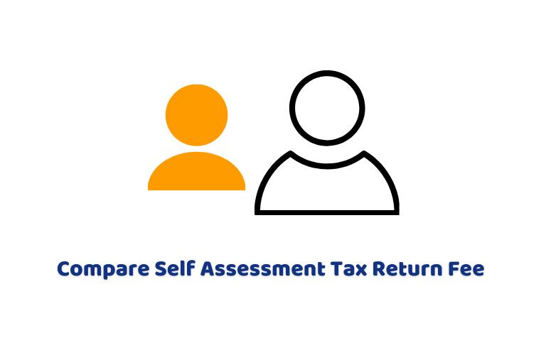 Compare Self Assessment Tax Return Fee
