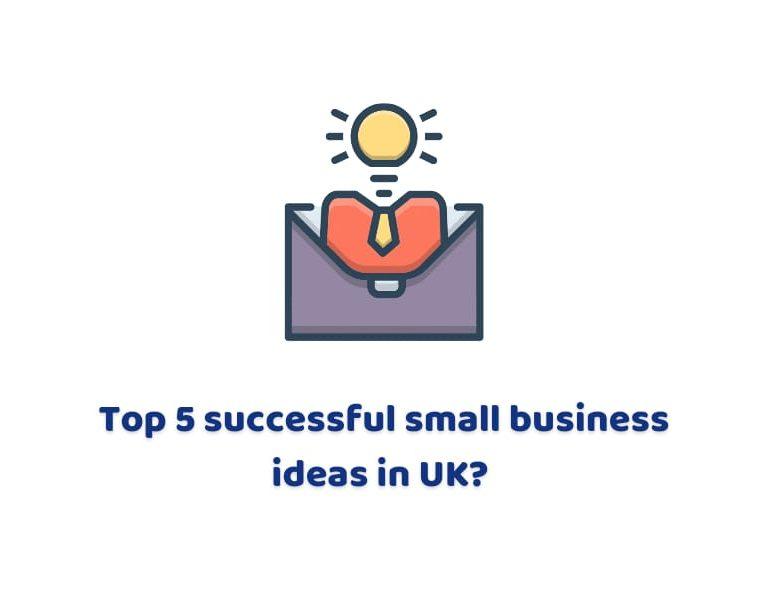 Small Business Ideas UK