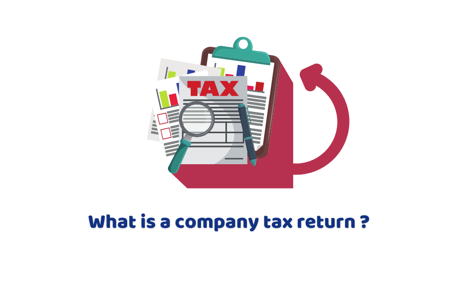 Company tax return