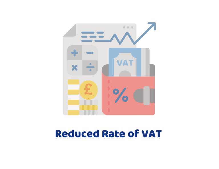 rate of VAT