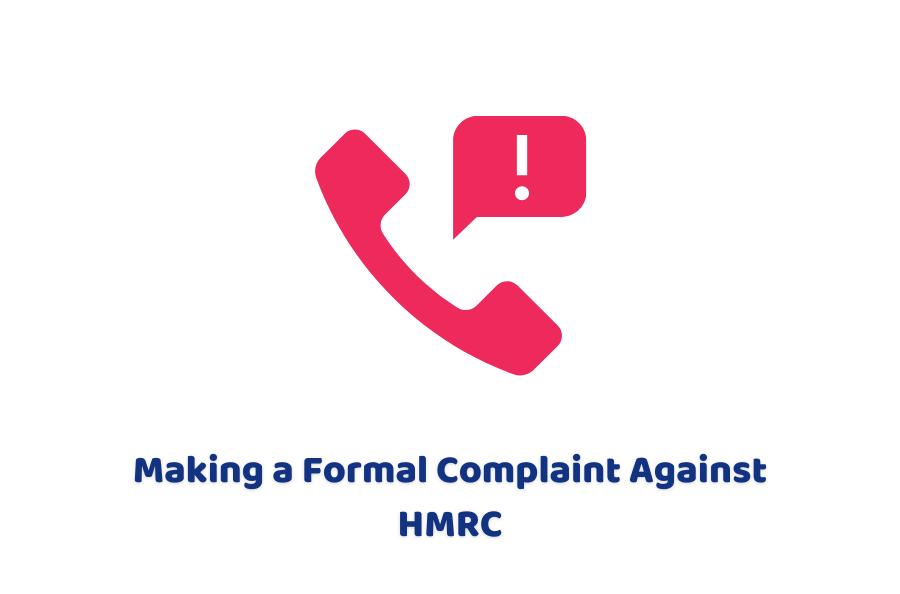 complain against hmrc