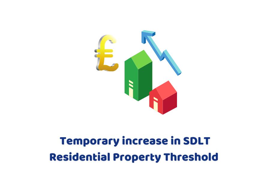 SDLT residential property