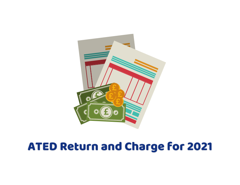ATED return and charge