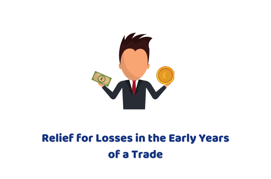 trading loss relief