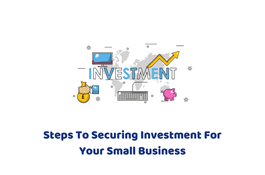 securing investment for business