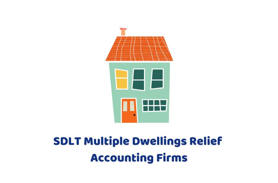 SDLT Multiple Dwellings Relief