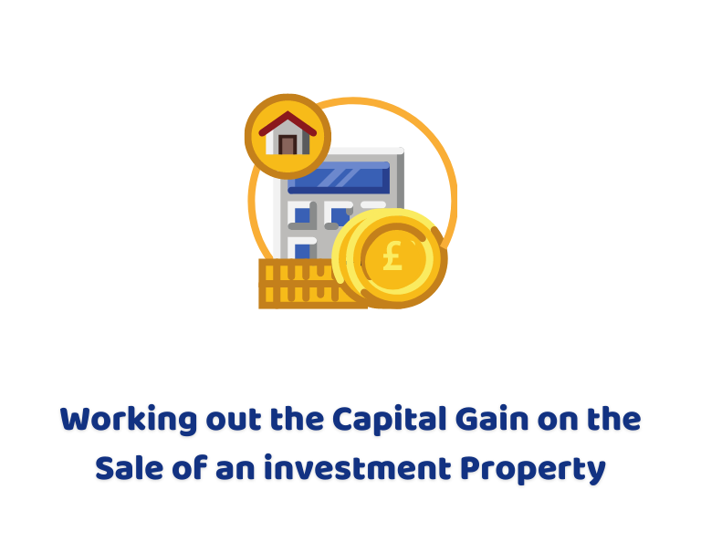 Capital Gain on the Sale of an Investment Property