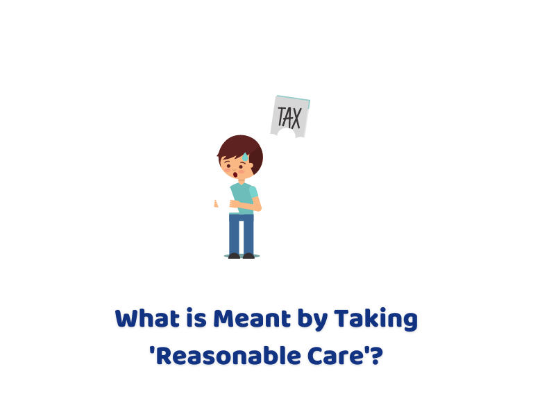 define reasonable care