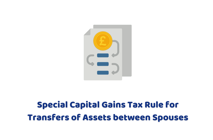 Transfers of Assets between Spouses