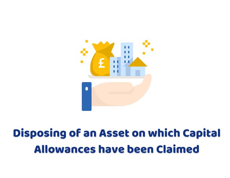 Capital Allowances on Disposing Asset