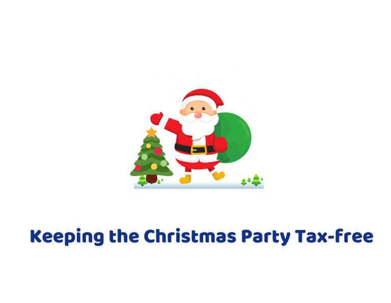 Christmas party tax-free