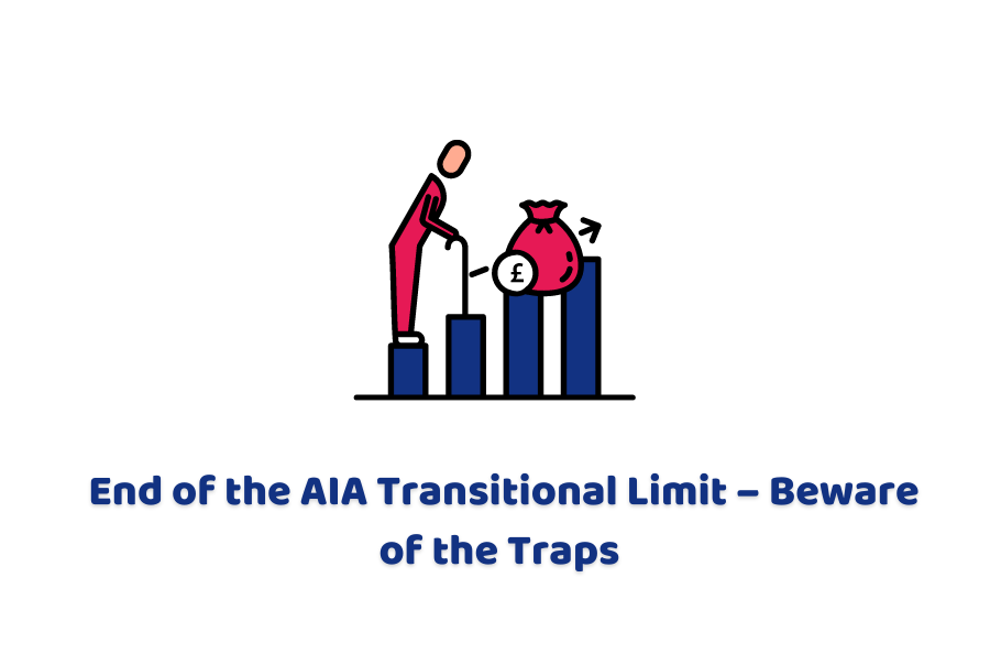annual investment allowance (AIA)